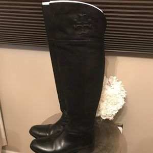 100% Authentic Tory Burch over the knee Boots